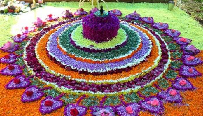 Traditional Athapookalam: Symbolic meaning of Pookalam made