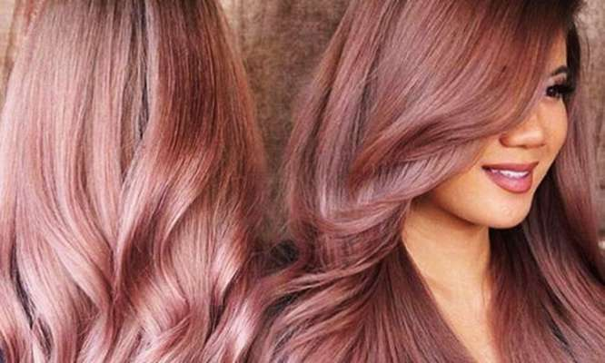 From Ash Blonde To Rose Gold These Are 6 Hair Color That Are