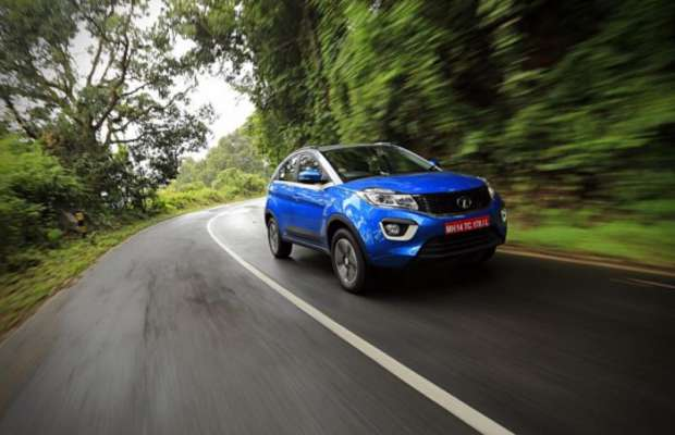 Tata Nexon review: First drive - Asian Age | DailyHunt