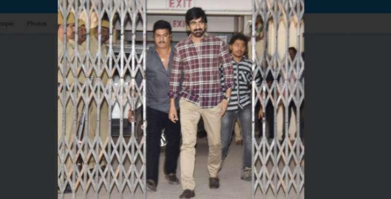 Actor Ravi Teja grilled for 10 hours in drug case - The
