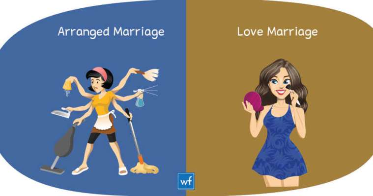 advantages of arranged marriage over love marriage