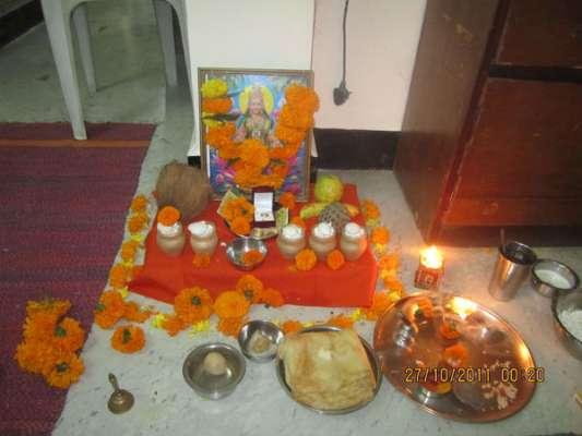 Significance Of Lakshmi Puja In Diwali Diwali English 2017 Dailyhunt