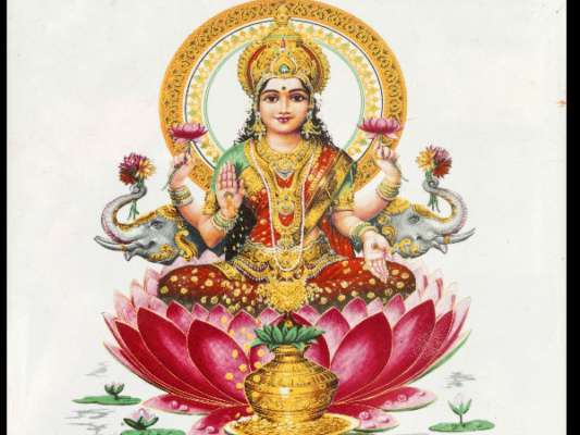 How To Invite Goddess Lakshmi Into Your Home, This Diwali
