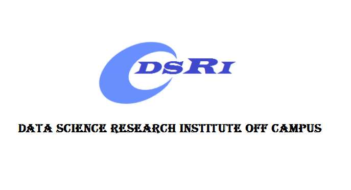 Data Science Research Institute Off Campus | Freshers | Big Data