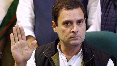Another Rahul Gandhi gaffe Gandhi Nehru Azad were NRIs