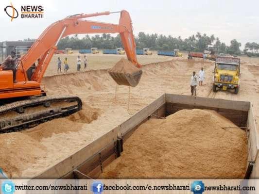 Now Gram panchayats to permit sand-mining in Madhya Pradesh