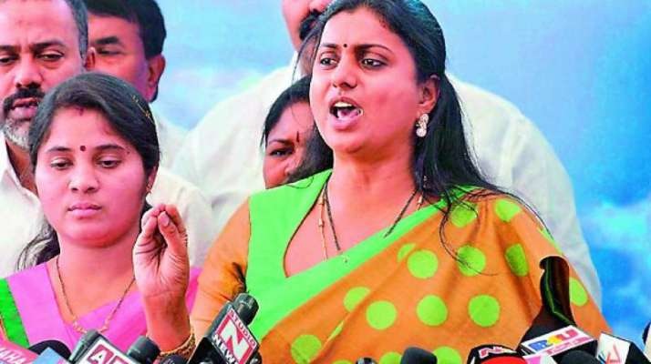 Women politicos told not to learn from YSR Congress leader