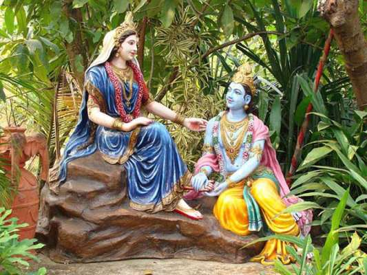 Why Lord Krishna Never Married Radha - Youngisthan | DailyHunt