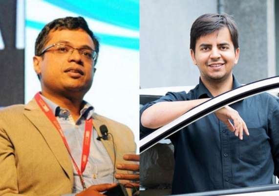 Flipkart, Ola, Others Join Hands To Set Up Lobby Group