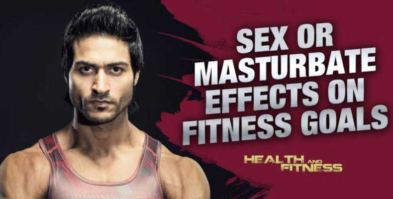 With masturbation affects running