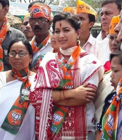 The Most Beautiful Lady MLA of India! See the Story of