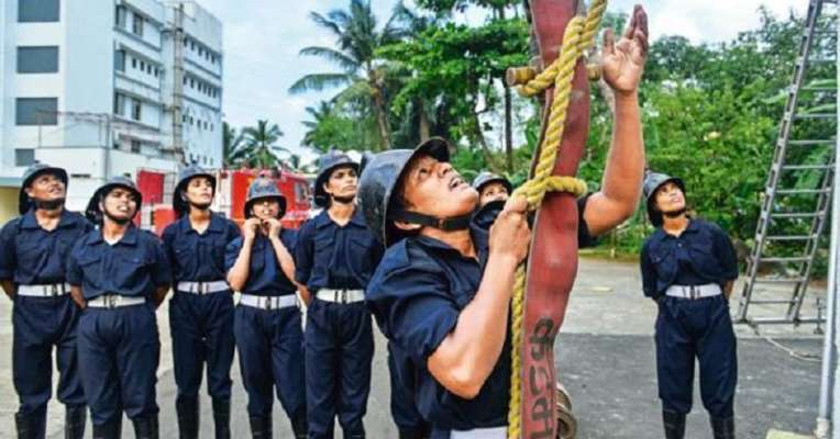 Meet the women in Maharashtra's first gender-integrated fire