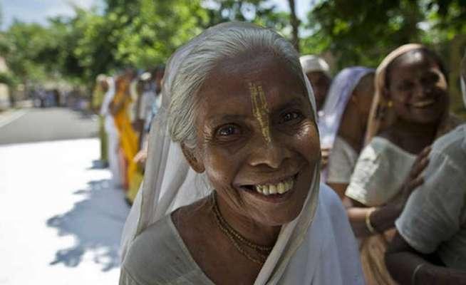 India in widow women Widow women