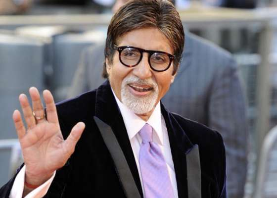 Happy Birthday! Big B turns 75 yr old today, check out his famous
