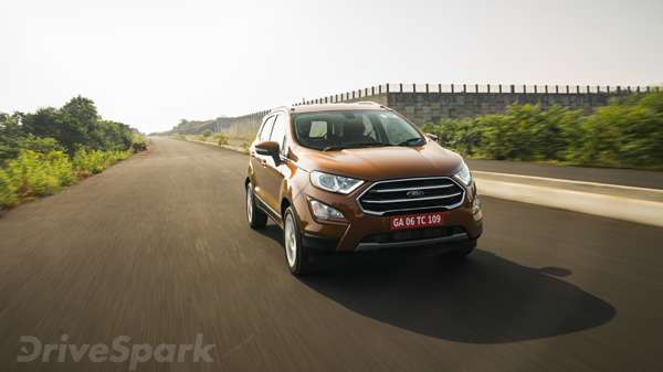 Ford Ecosport Vs Maruti Brezza Comparison On Specs Features Price