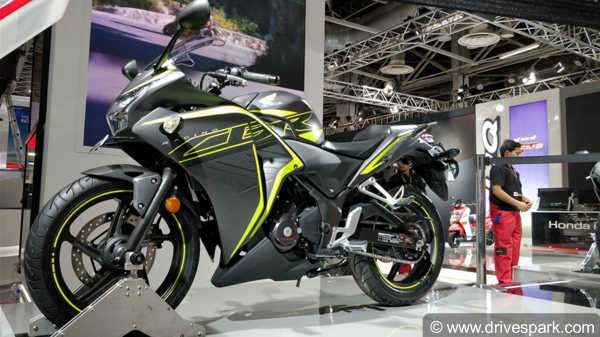 Auto Expo 2018 New Honda Cbr 250r Unveiled Expected Launch Price