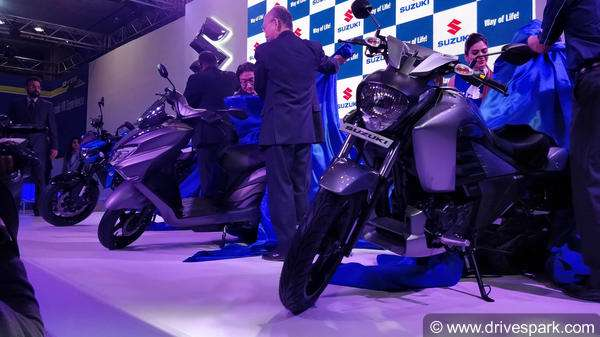 Auto Expo 2018 Suzuki Intruder 150 Fi Unveiled Specs Features