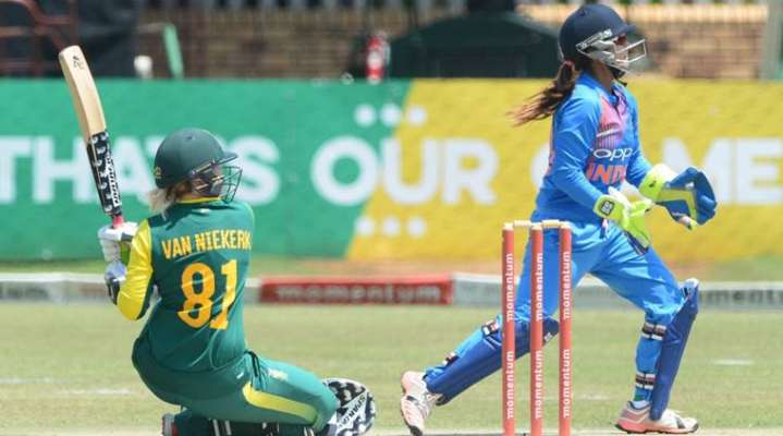 India Women Vs South Africa Women 5th T20i Live Cricket