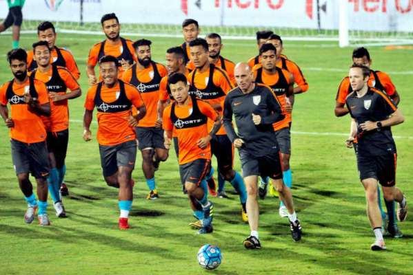 April The Mumbai Football Arena New Hub Of Indian Will Play Host To Inaugural Edition Four Nation Hero Intercontinental Cup