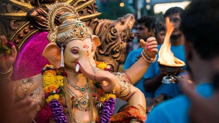 Lord Ganesha and His 108 Names! From Vinayaka to Maheshaya
