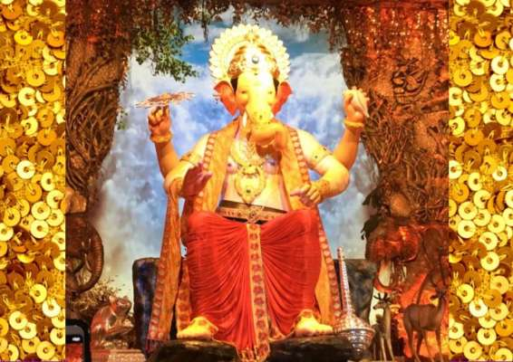 Lalbaugcha Raja 2018 Hd Photos For Free Download Share First Look