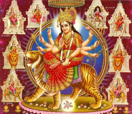 Navratri Hd Photos Maa Durga Images For Free Download Online