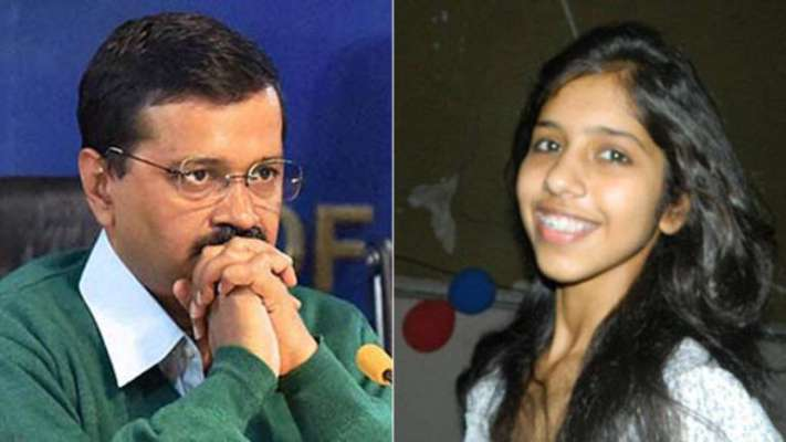 Image result for Kejriwal's daughter's life in danger, Women Commission tears into Police for failure