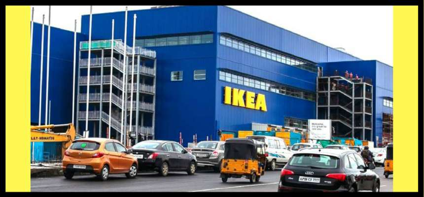 Ikea's Rs 1000 Cr Outlet Is Now Open In Hyderabad - Checkout 9