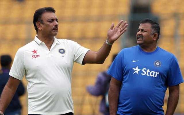 Australia vs India 2018/19: Ravi Shastri Lauds Bharat Arun For His