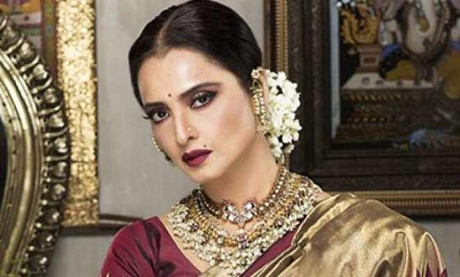 Not despond! Rekha old bollywood actress