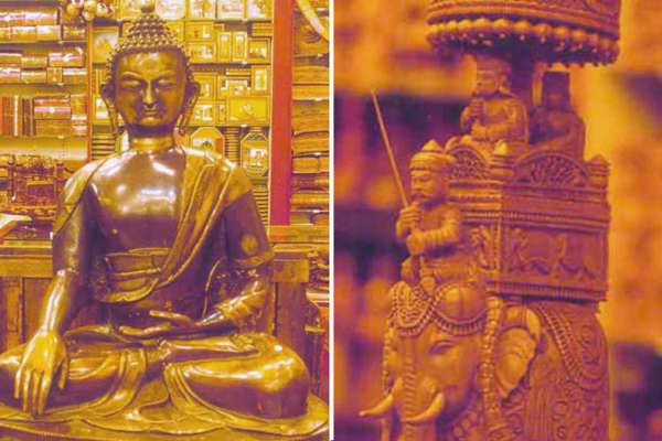 Find The Best Of Indian Handicrafts At These Legendary Stores In