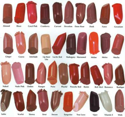 Choosing right lipstick for your lips - ApHerald | DailyHunt