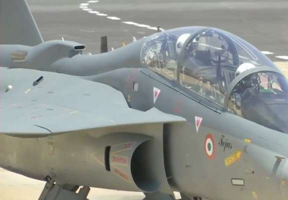 Aero India Air show: Army Chief flies in Made-In-India Tejas fighter
