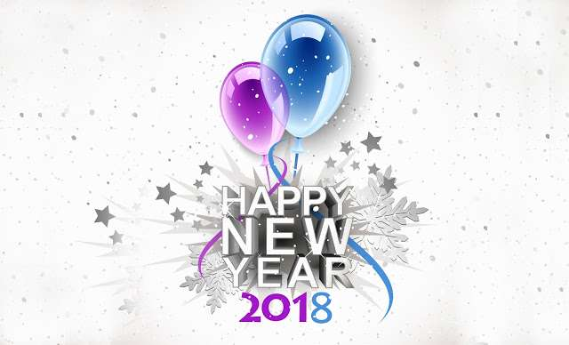 Happy New Year 2018: Wishes, Images, Greetings, Wallpapers
