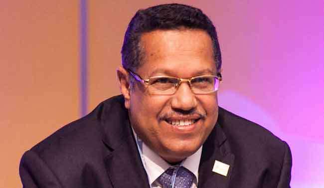 Sanaa October 16 Yemeni President Abd Rabu Mansour Hadi Has Sacked The Prime Minister Ahmed Bin Daghar