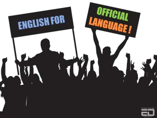 As A Telugu & Hindi Speaking Student, I Feel English Might Be A