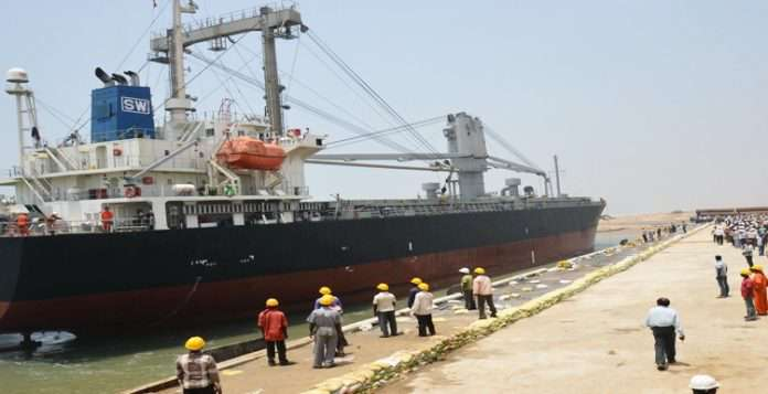 Paradip Port tops chart in thermal, steam coal shipments