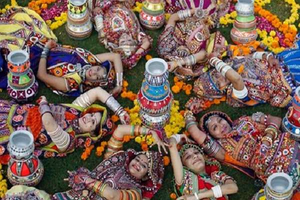 Navratri 2019! Colours To Wear On The 9 Days Of Navratri-And
