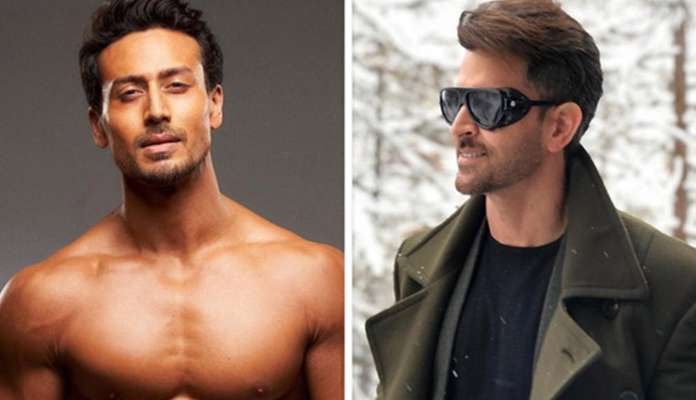 VIDEO- Tiger Shroff Grooves To Hrithik Roshan's Song