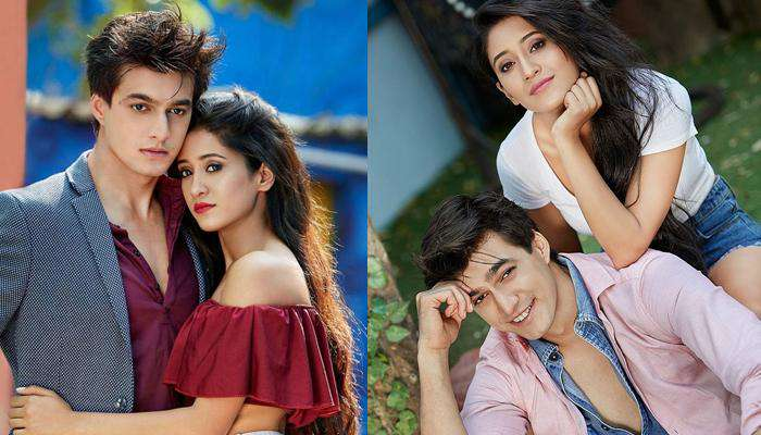 Shivangi Joshi Can't Contain Her Excitement As BF Mohsin