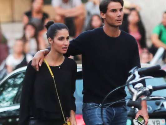 Rafael Nadal And Xisca Perello Left A Private Note For Their Guests At The Wedding Essentiallysports Dailyhunt