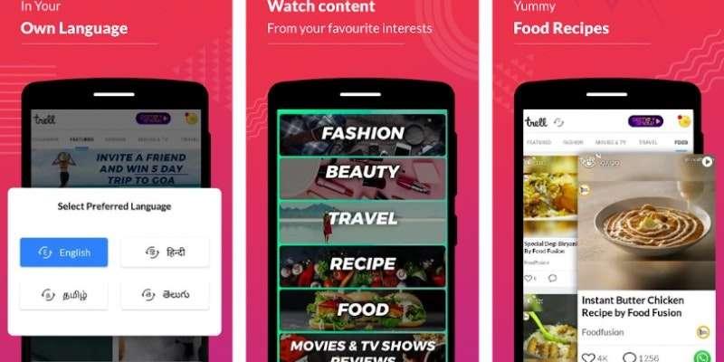 App Fridays] Travel, food, and DIY: Pinterest-style