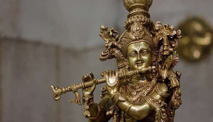 Art exhibition at Spice Gallery showcases Lord Krishna in