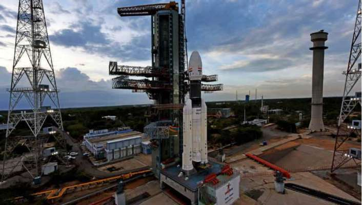 India's 'Bahubali' rocket lifts off with Chandrayaan-2: All you need