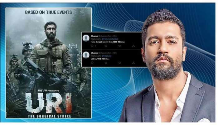 National Awards 2019: Netizens Ask How Vicky Kaushal's 2019