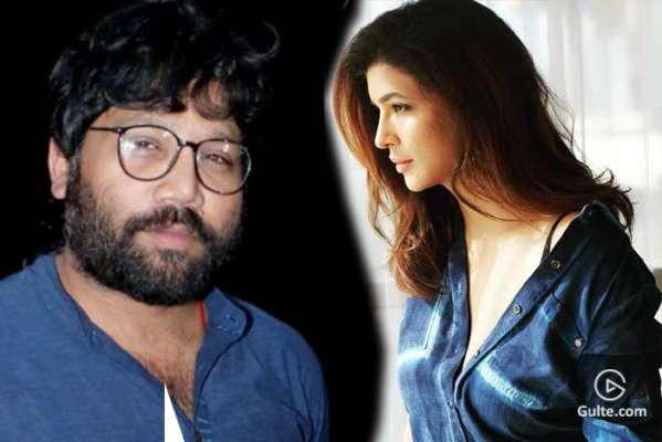 Lakshmi Manchu calls him a sad filmmaker - Gulte English