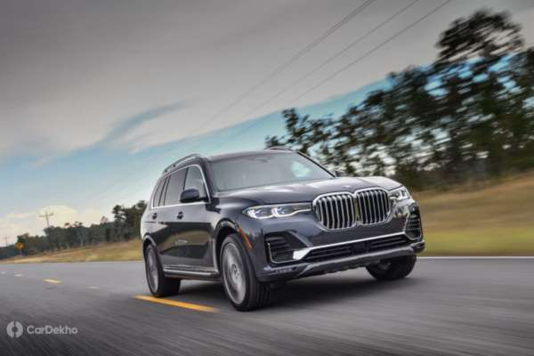 BMW's Biggest SUV Launched In India - Gaadi   DailyHunt