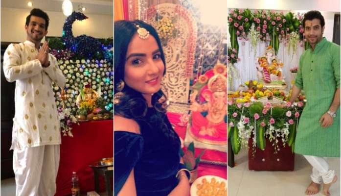 Ganpati Is Here! TV Actors Tell What They Love About Their