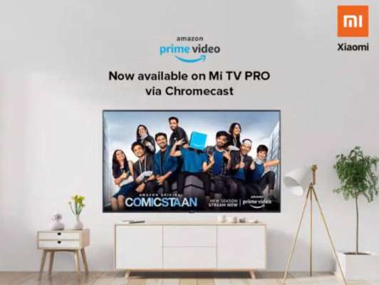 Amazon Prime Video gets Chromecast support, set to feature