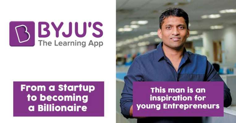 Latest round of funding made Byju Raveendran newest billionaire from India